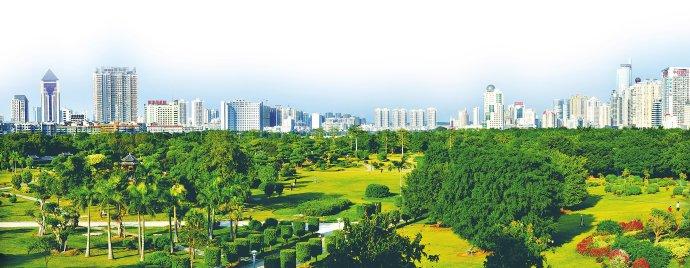粤港澳大湾区将建设森林城市群