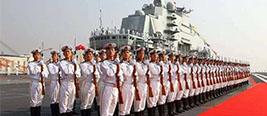 69载向着深海前进!中国海军生日快乐