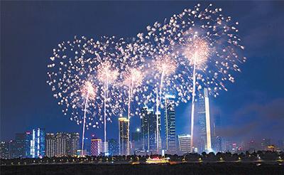 """五一""""小长假 快乐长沙实现旅游收入20.84亿元"""