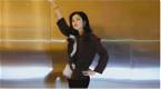 娜扎提前送生日福利录尬舞视频 动作优美俏皮可爱