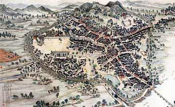 中国一处沉眠于水下的千年古城 老外见了直呼了不起