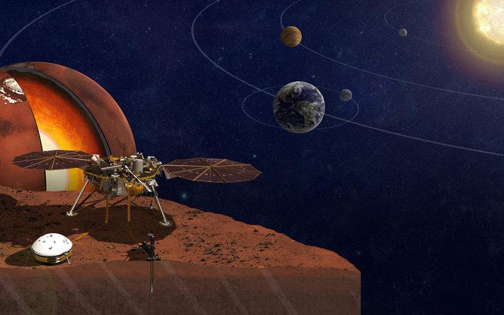 """关于NASA""""洞察号""""_这10件事出乎我们的意料"""
