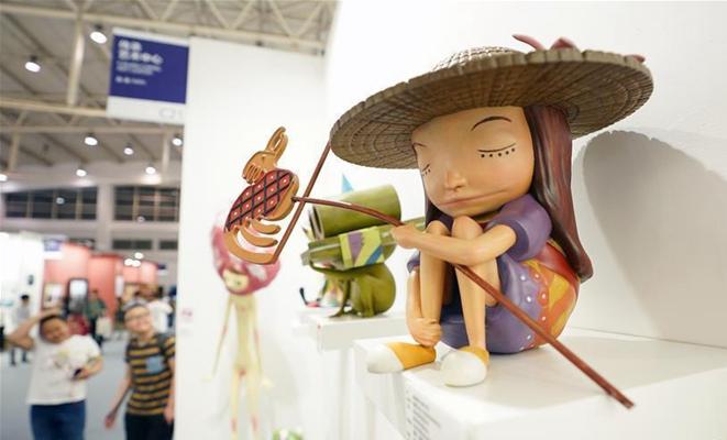 2018艺术北京博览会在北京开幕