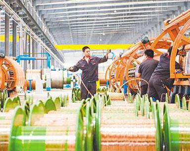 江津工业迈向高质量发展新时代