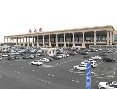 哈尔滨新航站楼