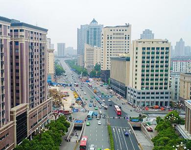 """八一大道将打造成""""南昌的长安街"""""""
