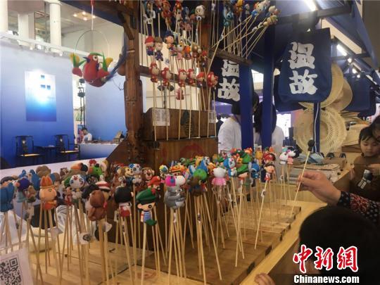 中外匠人集结宁波文博会 传统现代的融合本土外界的交流