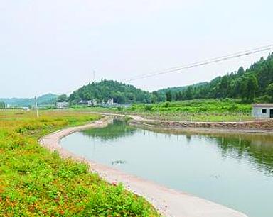 """加速""""水利网""""计划 重庆有序推进农田水利基本建设"""