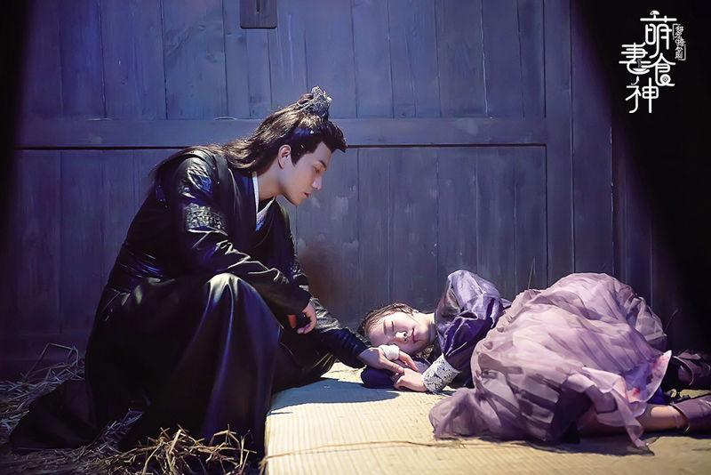《萌妻食神》徐志贤浪漫表白 种丹妮为爱受刑引泪点