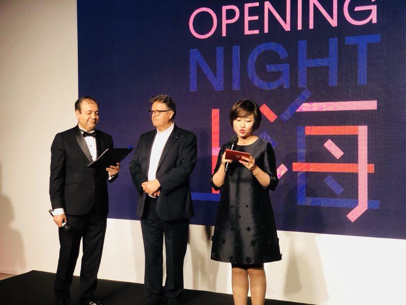上海国际电影节与戛纳电影节开展新合作 共商新计划