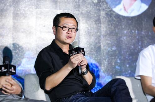 刘慈欣回应《三体》上映:问制片方