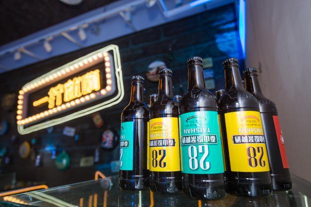 泰山原浆啤酒引导新生代 活出新鲜感