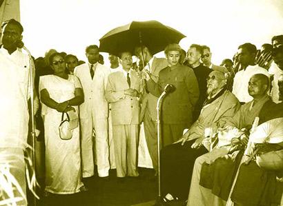 6月10日 中国佛牙舍利首次巡礼赴斯里兰卡纪念日