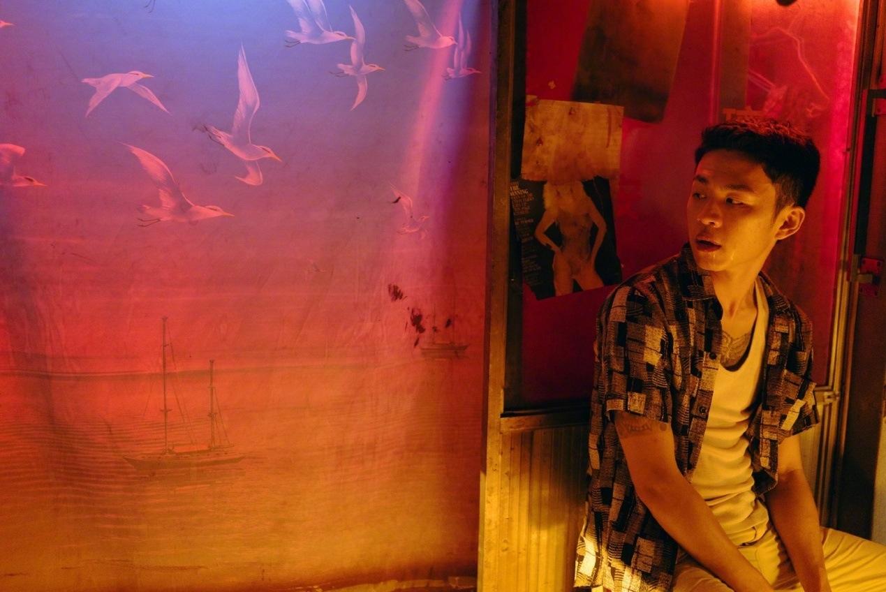 [独家]《地球》李鸿其:我是毕赣找的第一个演员