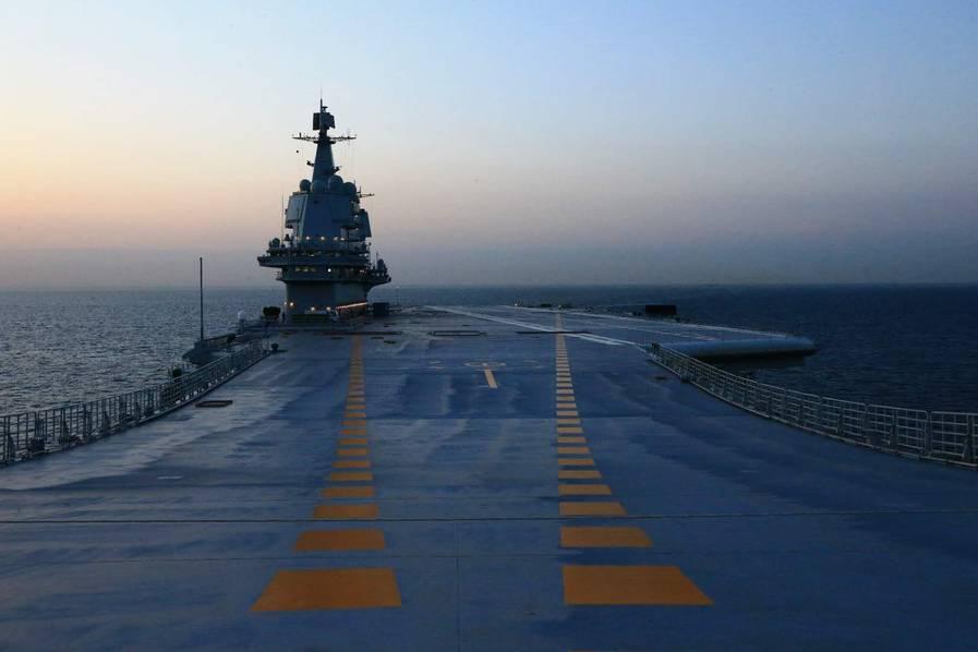 """中国壮大海军是""""威胁""""?美担忧霸权被打破"""