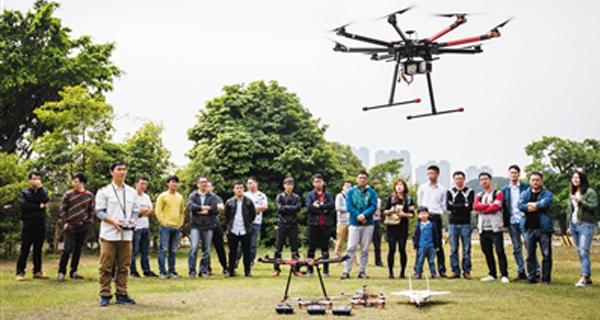 广东拟规定:无人机飞进人员密集区最高可罚3万