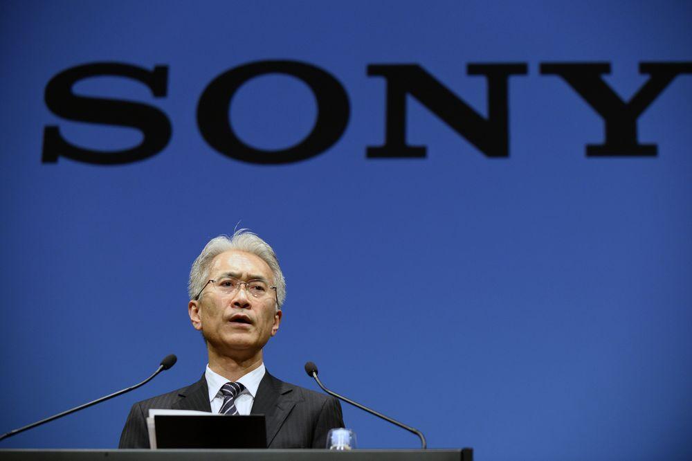 索尼新任CEO将公布三年中期计划:不再靠硬件赚钱