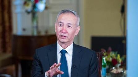 刘鹤:中美达成共识 不打贸易战