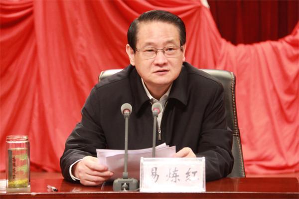 易炼红任辽宁省委副书记 张福海任辽宁省委常委
