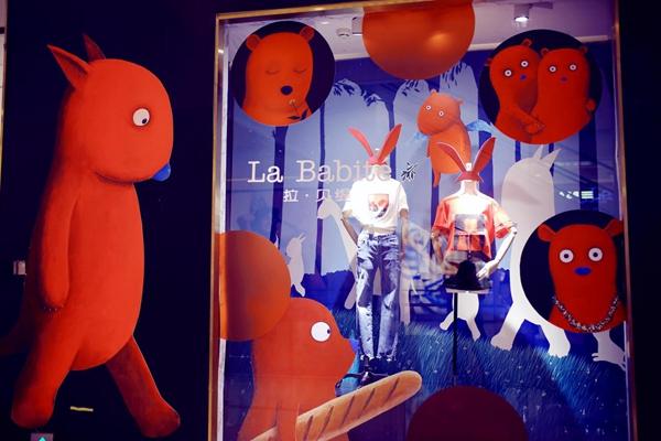 快讯  滴滴,拍照打卡哦~好萌好可爱的pupu熊场景pupu熊娃娃机,软糯