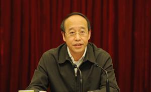 上海市委常委吴靖平转任吉林省委常委、常务副省长