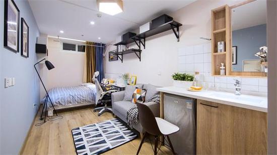 享租家居战略签约龙湖冠寓北京公司