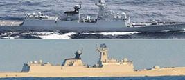 中国海军054A舰三次进出宫古海峡均遭日军机尾随