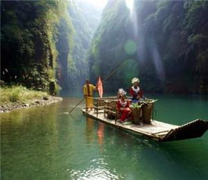 重庆彭水县打造旅游发展升级版取得明显成效