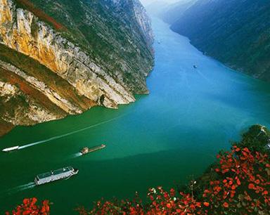 三峡重庆库区生态保护和绿色发展提速提质