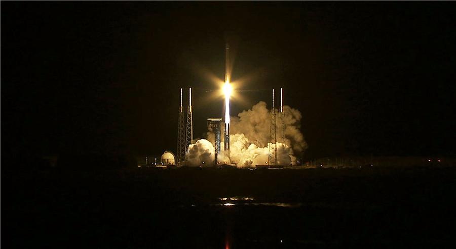 NASA送20只小白鼠上国际空间站 为未来登陆火星做准备