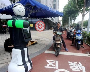 """宁波""""超级警察""""上岗:24小时运转、智能全息感知"""