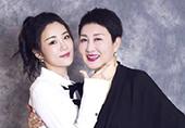 张凯丽母女20年首同台