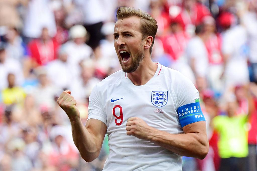 世界杯提前出线 凯恩戴帽英格兰6-1血洗巴拿马
