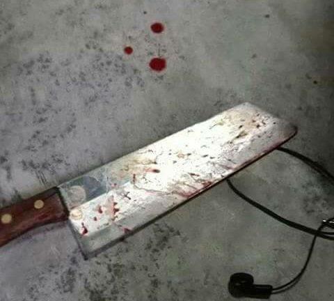 泰国男子出轨 妻子砍下其作案工具扔掉喂狗