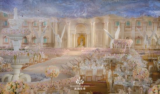 做出多个刷屏婚礼花艺设计的高尚,只想做一个安静的匠人