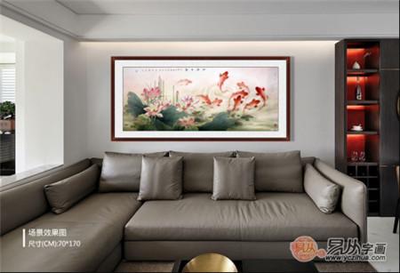 家居装饰之艺术,名家国画里的饕餮盛宴
