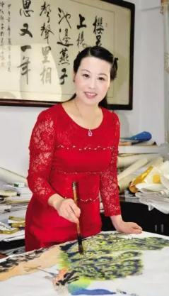"""寻找南京最励志创业人物:""""金陵孔雀公主""""王丽萍"""