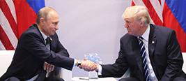 """为证""""通俄门""""?特朗普:我要当面问普京是否曾干涉美大选"""