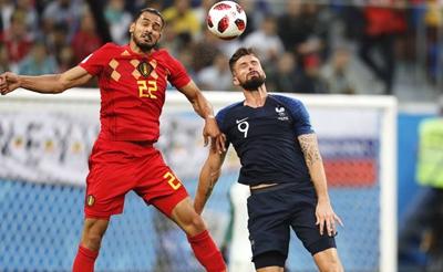 凤凰直击——法国1-0淘汰比利时