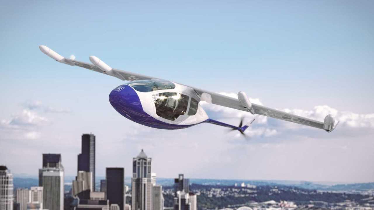 劳斯莱斯计划开发飞行出租车 航程可达逾800公里