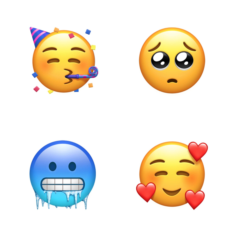 前线|庆祝苹果表情图片日:符号高管v苹果更换M海贼王表情求世界包路飞图片