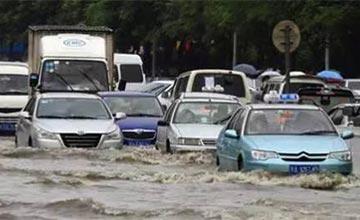 下雨天开车,不关这个功能,发动机都会被毁!