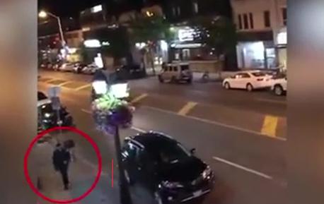 多伦多发生枪击10人中弹 目击者听20声枪响:还以为是鞭炮