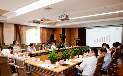 国声智库践行乡村振兴战略 助推杨凌现代农业发展图片