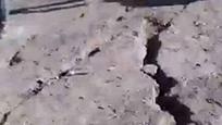 印尼地震登山者争相逃命:脚下碎石滑动 天上烟尘弥漫