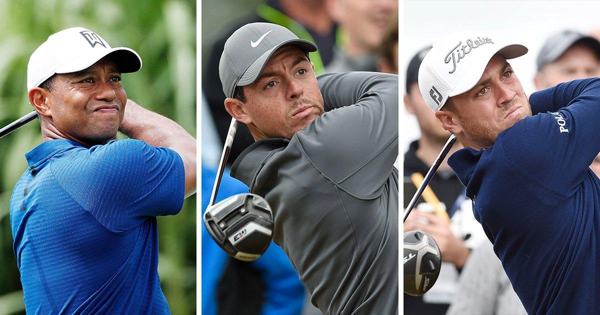PGA锦标赛前两轮分组公布 伍兹小麦托马斯同组