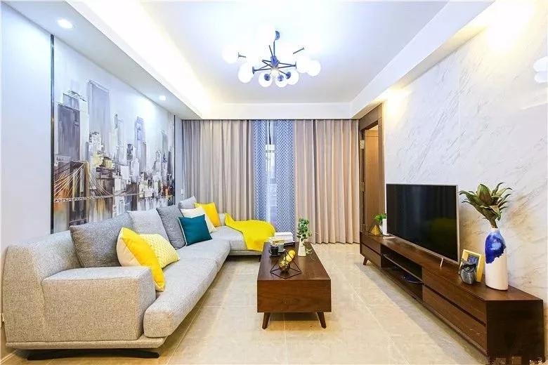 客厅沙发的摆放组合 哪种适合你家呢?
