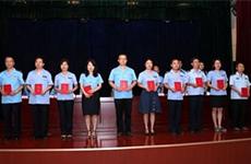 陕西省首批74名省级药品GMP检查员宣誓上岗