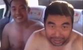4名农民工坐出租时脱下上衣光着膀子 原因令人动容