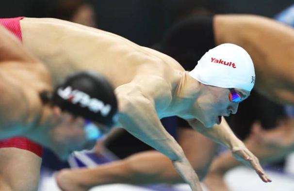 亚运会:男子200米自由泳 孙杨夺冠